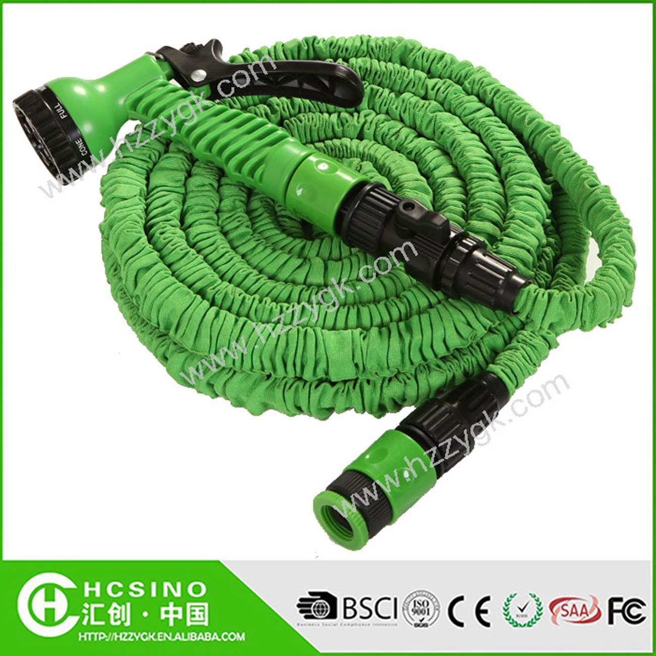 Tubo flessibile di gomma dell 39 acqua del giardino for Tubo di scarico del riscaldatore dell acqua