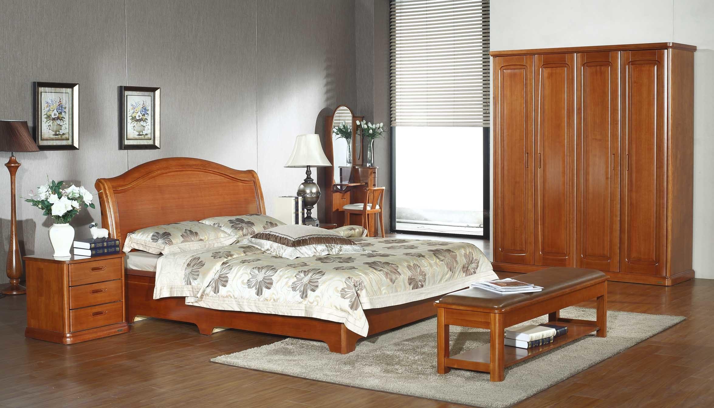 Meubles de chambre coucher r gl s sd02 meubles de for Temperature chambre a coucher