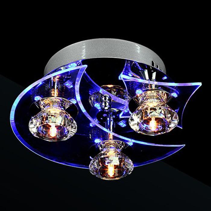 Candelabros modernos do diodo emissor de luz do dispositivo el trico claro de teto candelabros - Candelabros modernos ...
