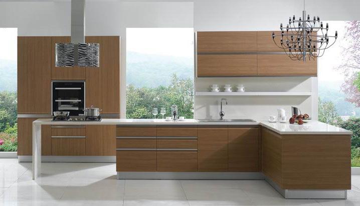 Gabinete de cocina de la melamina emden gabinete de for Gabinetes de cocina en melamina