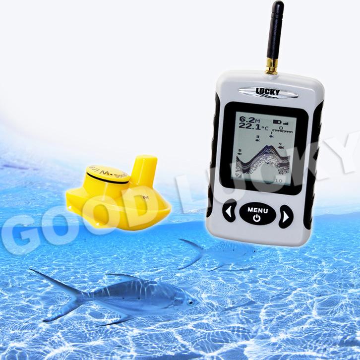 ice sonar fish finder