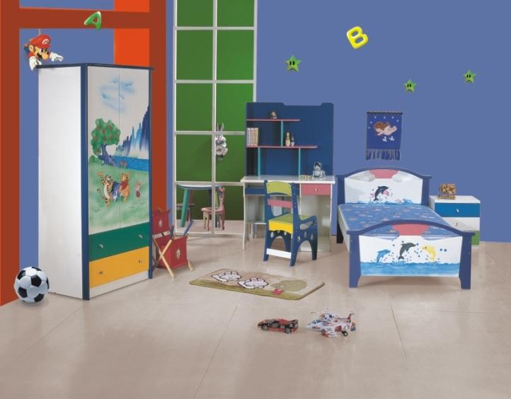 Chambre coucher du b b 585 chambre coucher du b b 585 fournis par qiaosen furniture for Modele de chambre a coucher simple