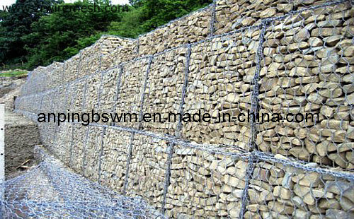 mur de sout nement gabion mur de sout nement gabion fournis par anping baosheng wire mesh. Black Bedroom Furniture Sets. Home Design Ideas