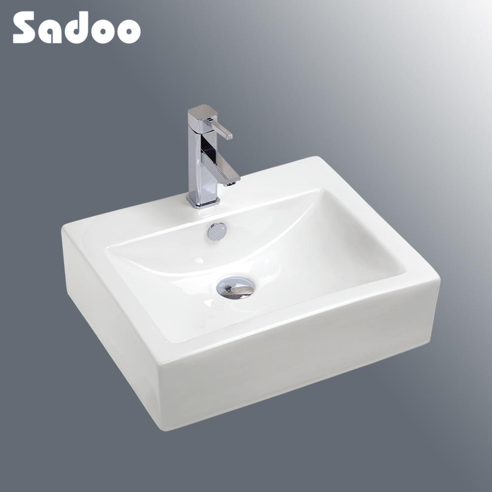 Estilo europeo de ba o de cer mica lavabo sd 6026 estilo for Precio de ceramica para bano