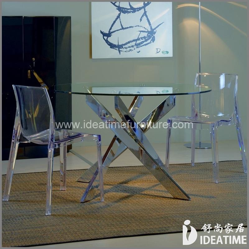 Mob lia moderna da sala de jantar 2012 dtm 249 1 for Mobilia 1