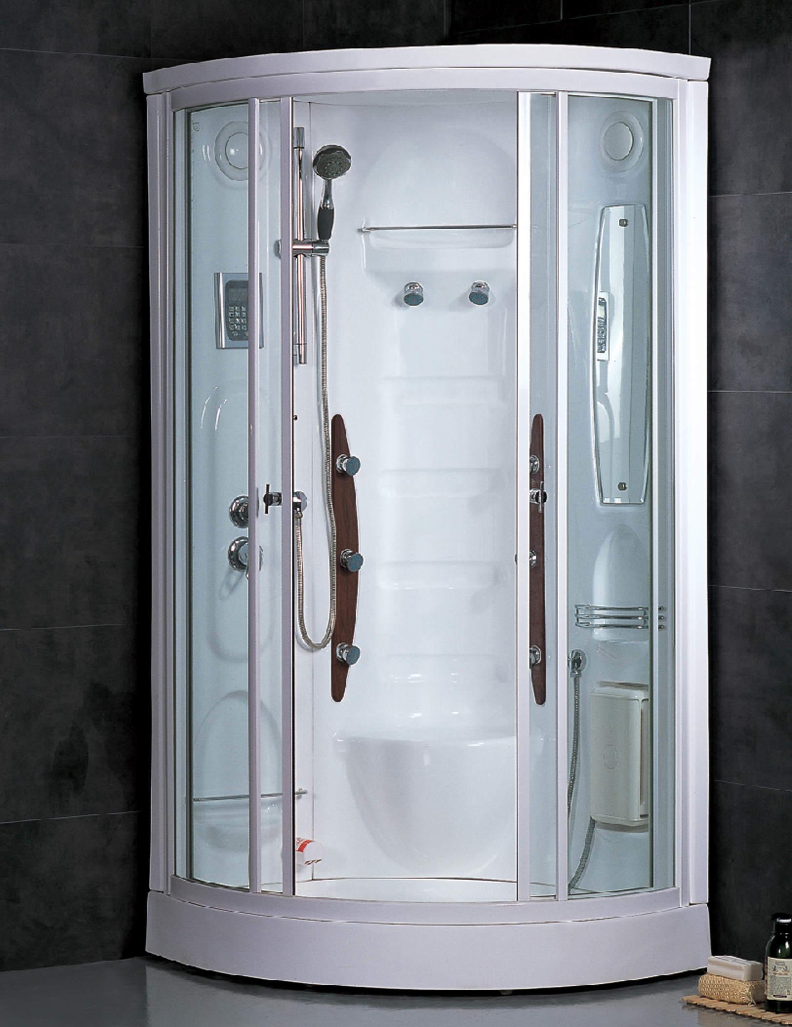Doccia mezza della vasca da bagno (G258) – Doccia mezza della vasca da bagno (G258)fornito ...