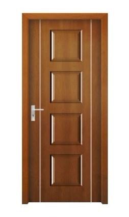 porte en bois int rieure porte en bois pleine sw019 porte en bois int rieure porte en bois. Black Bedroom Furniture Sets. Home Design Ideas