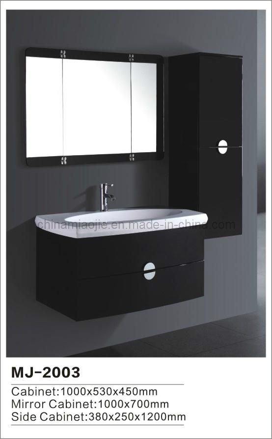 Muebles modernos del cuarto de baño del MDF (MJ2003) – Muebles