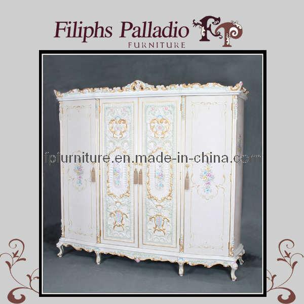 Mobilie classiche di lusso della camera da letto for Arredamento made in china