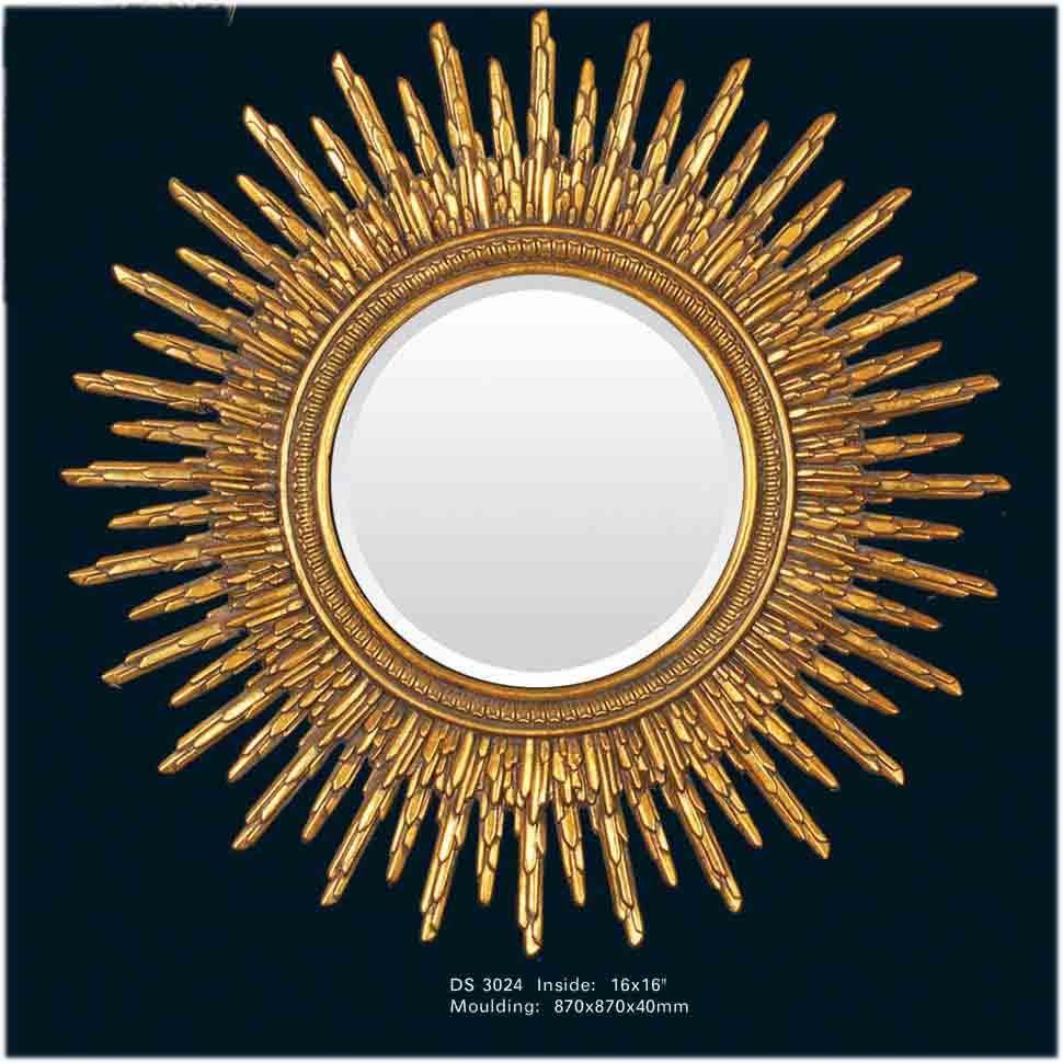 Specchio incorniciato specchio incorniciatofornito for Specchio 1900