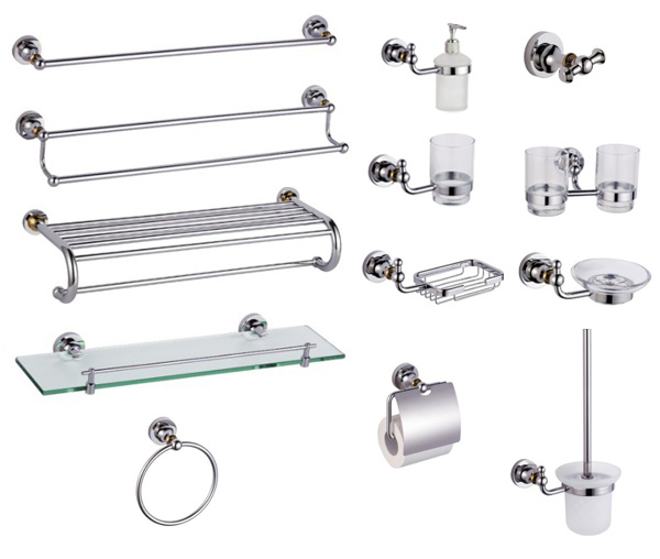 Estantes De Acero Para Baño:Bathroom Accessories Towel Rack