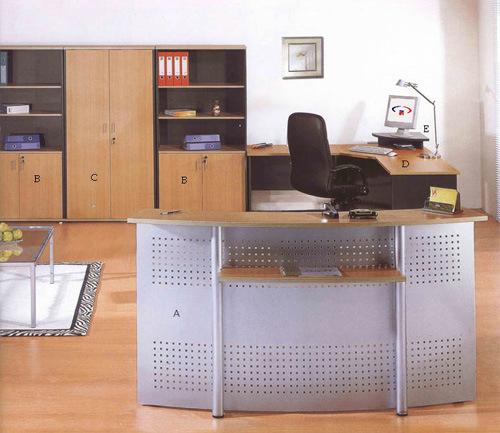 Muebles de oficinas muebles de la melamina escritorio de for 10 muebles de oficina en ingles