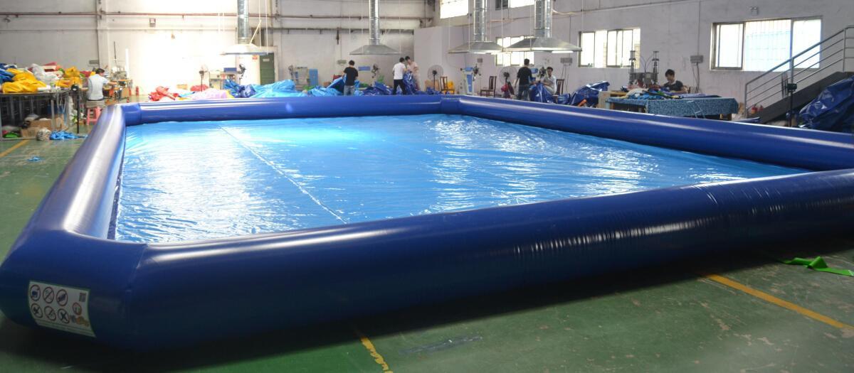 Foto de piscina inflable grande barata piscina inflable de for Piscina redonda grande