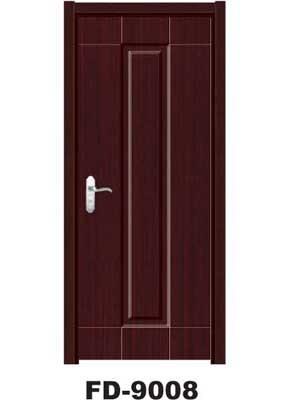 Porte int rieure moderne de forces de d fense principale for Dimension porte de chambre