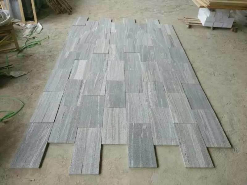 Foto de azulejo de piso gris de piedra natural del granito - Suelo piedra natural ...