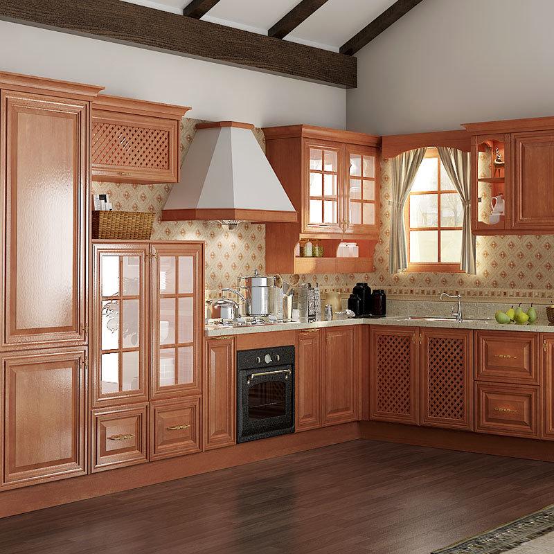 Cocinas Integrales Color Cherry