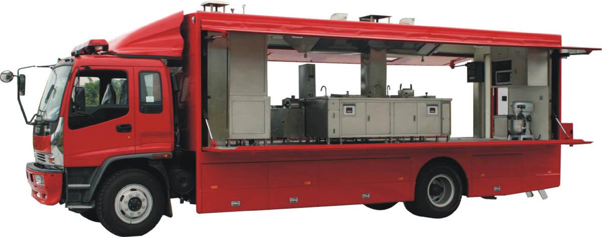 Roulement camion de cuisine mobile dmtyxnb 1 roulement - Camion amenage pour cuisine ...