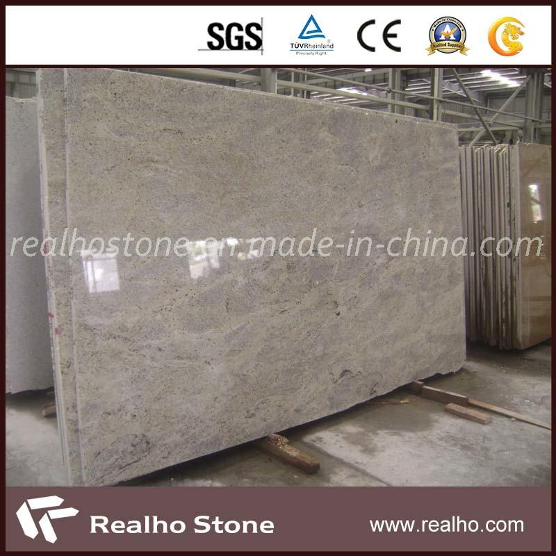 Galette blanche de granit de la Kashmir des prix de granit de ...