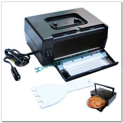 Marcador portable del horno 12v y de la pizza et920 for Cocinar 12v