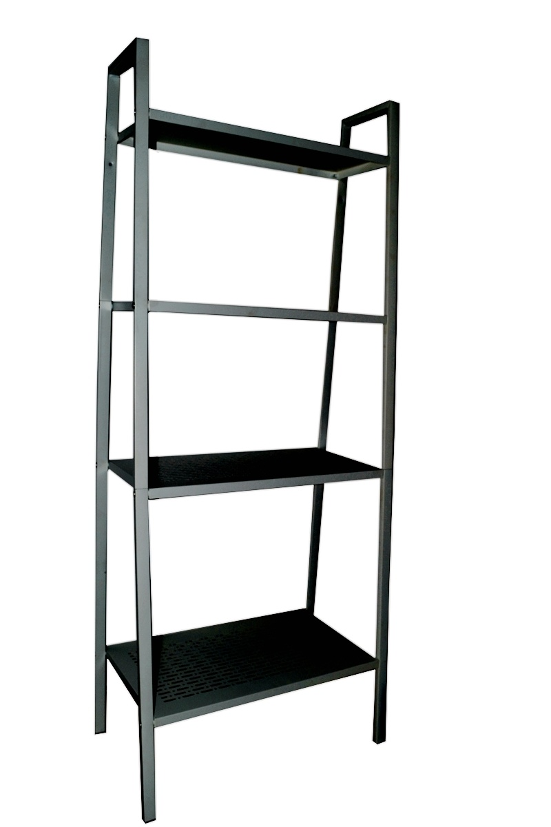 regal ger t des metallbuch shelf ikea lerberg foto auf de. Black Bedroom Furniture Sets. Home Design Ideas
