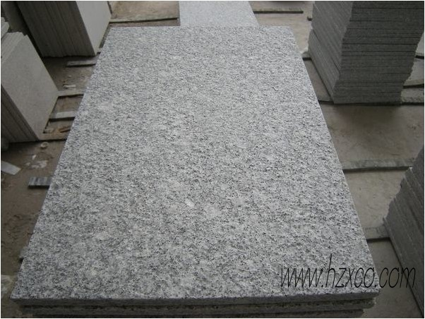 Flameado g602 granito gris flameado g602 granito gris for Precio granito gris