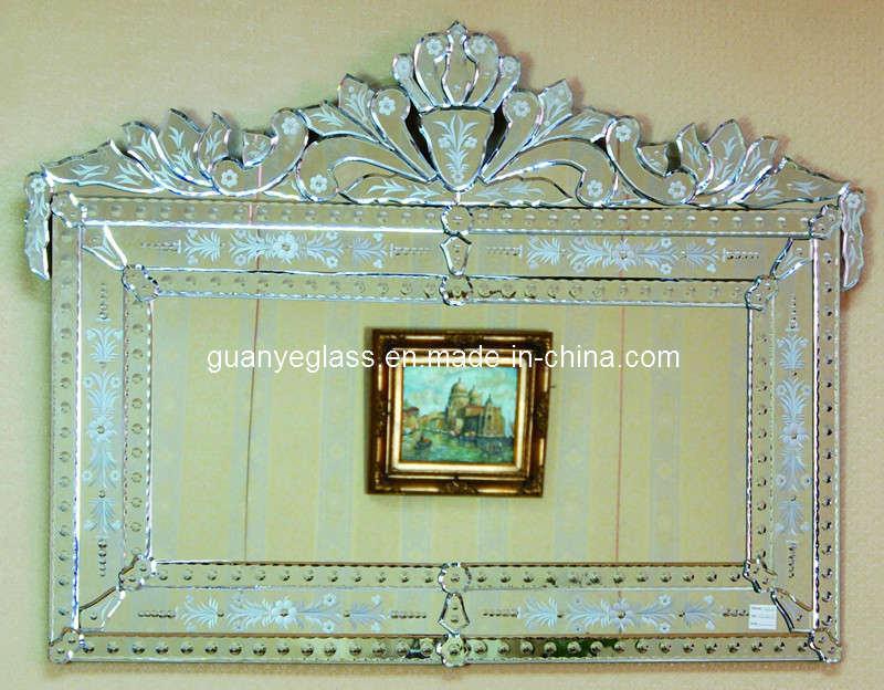 De venetiaanse spiegel van de muur van het ontwerp decoratieve gj232 de venetiaanse spiegel - Meubilair van de ingang spiegel ...