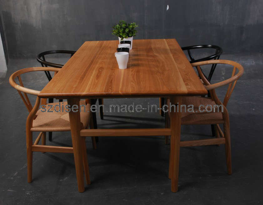 Houten eettafel ds wt29 houten eettafel ds wt29 doorshenzhen desum furniture co ltd voor - Eigentijdse eettafel ...