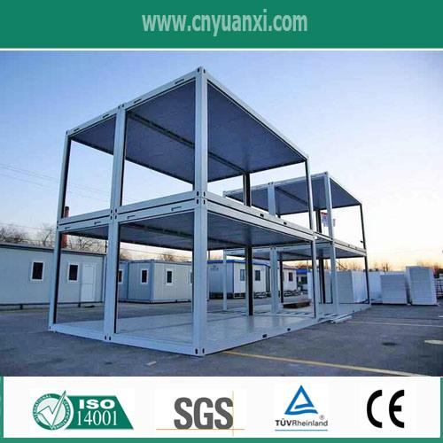 Foto de 20 pies mibile container casa de estructura de - Estructuras de acero para casas ...