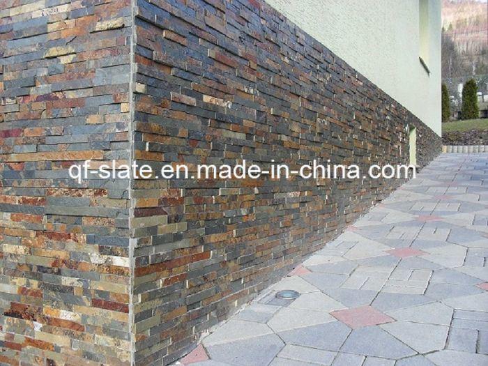 Panneau int rieur ext rieur d coratif mur en pierre for Modele de mur en pierre exterieur