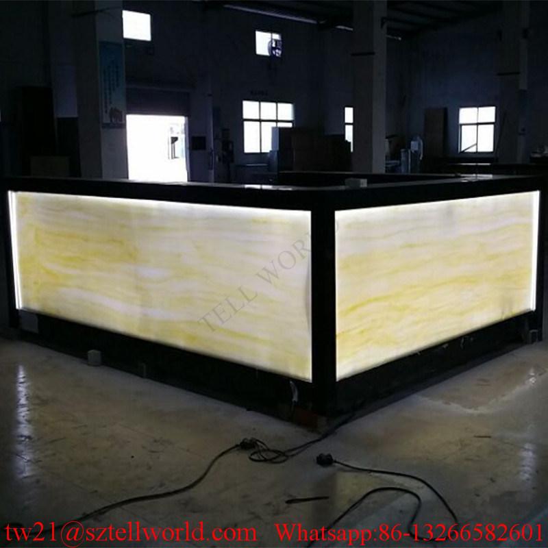 contadores de la barra de las encimeras modernas de la decoracin de las fuentes del