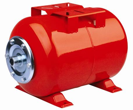 Los tanques de presi n horizontales del arrabio para las for Tanque hidroneumatico 100 litros