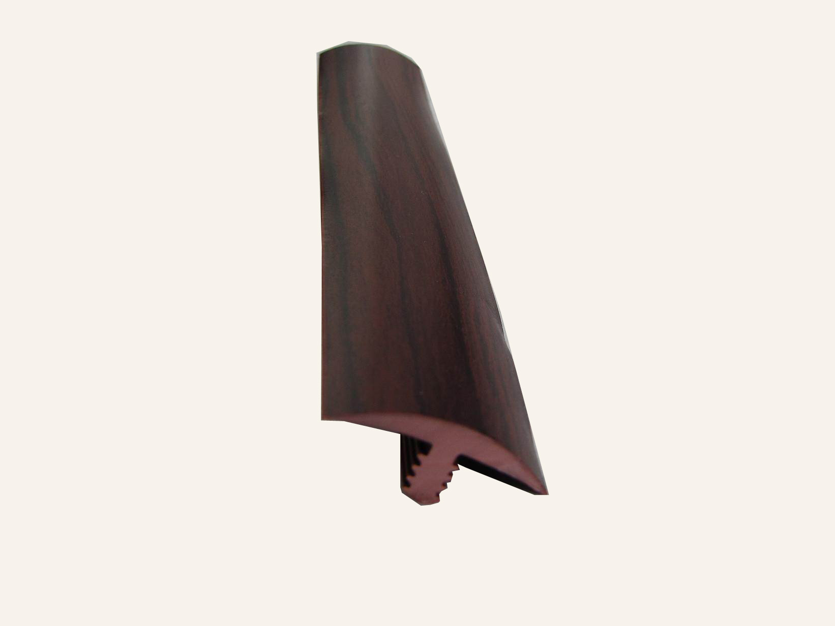 T forme profil fen tre pvc bande de chant e0101 photo for Profil pvc fenetre