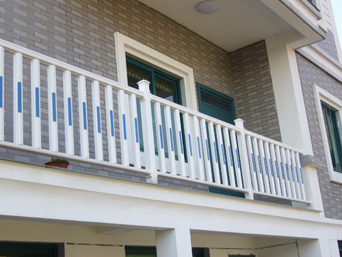 balustrade de pvc balustrade de pvc fournis par deqing sailing window door company ltd pour. Black Bedroom Furniture Sets. Home Design Ideas