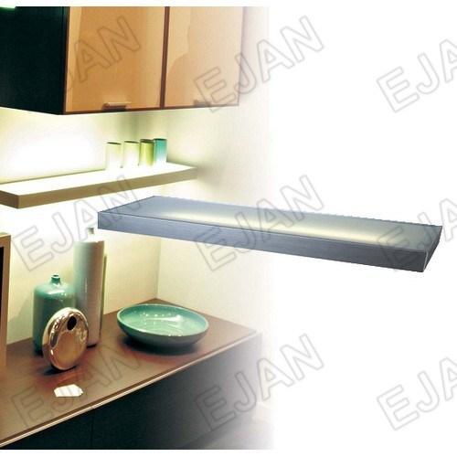 Keuken Planken Met Verlichting : Het Licht van de Plank van het Glas van Tougheded ? Het Licht van de