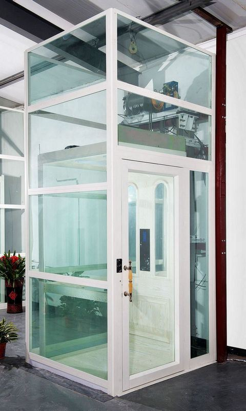 Elevador casero elevador casero proporcionado por for Cheap home elevators
