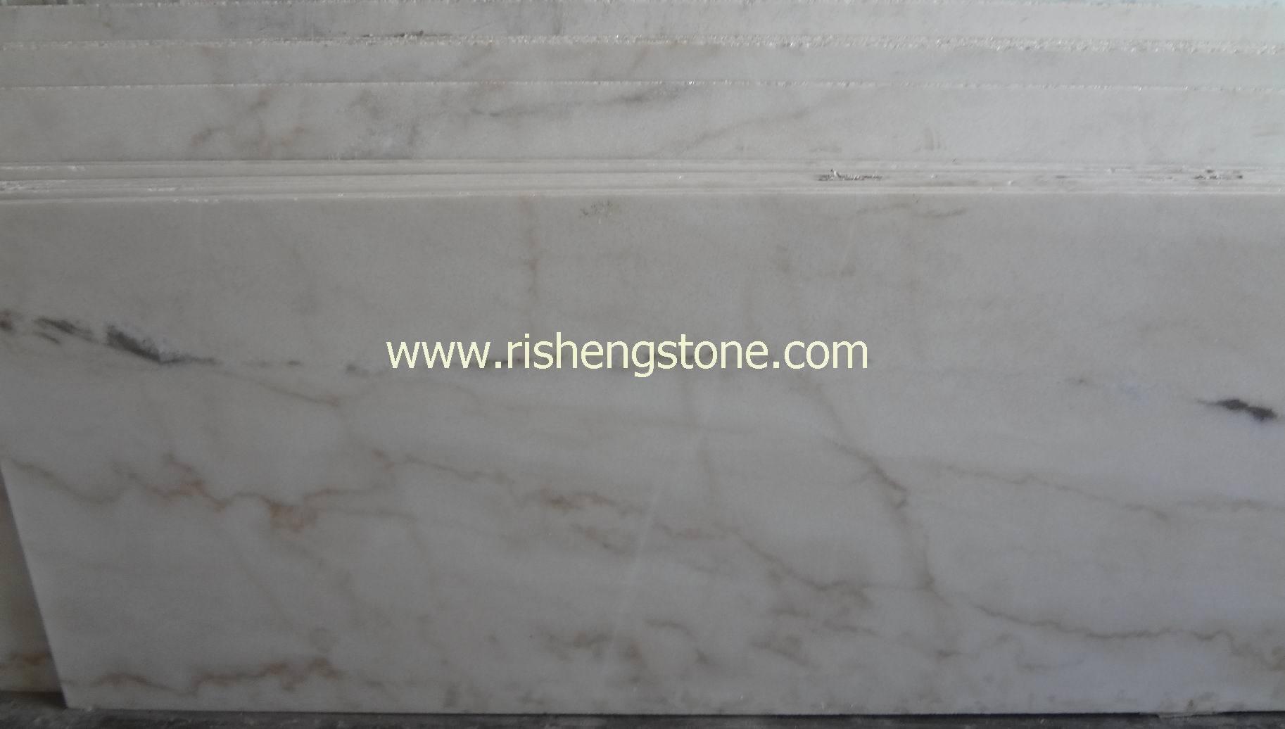 Losa del m rmol del blanco chino azulejo de m rmol for Densidad de marmol