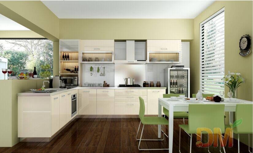 Armadi da cucina verde chiaro alla moda – Armadi da cucina verde chiaro alla ...
