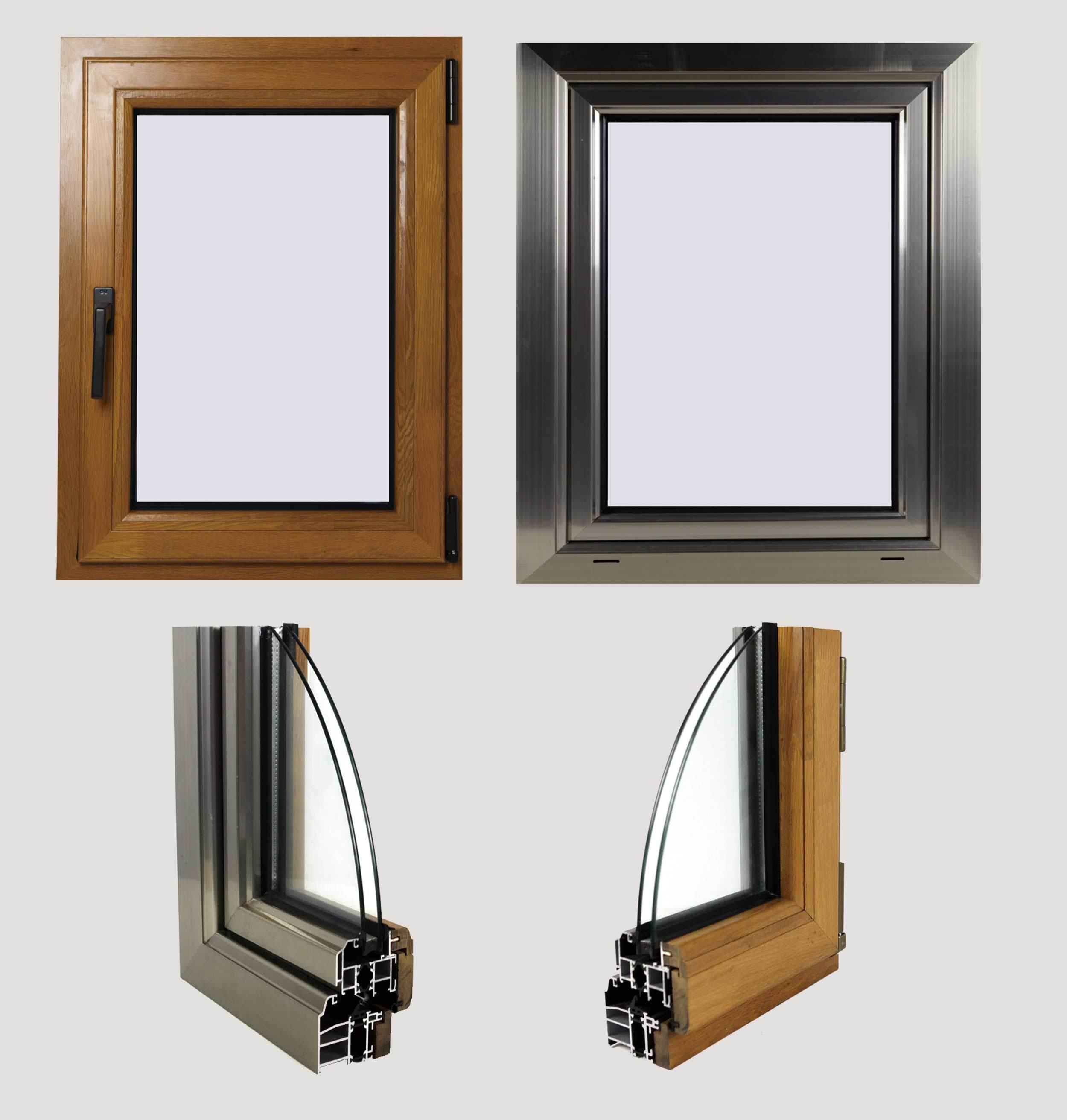 #734924 de alumínio de madeira –Porta e janela de alumínio de madeira  1668 Janela De Aluminio Madeira Madeira