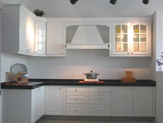 Muebles caseros populares gabinete de cocina vario for Gabinete de cocina de pared de color blanco