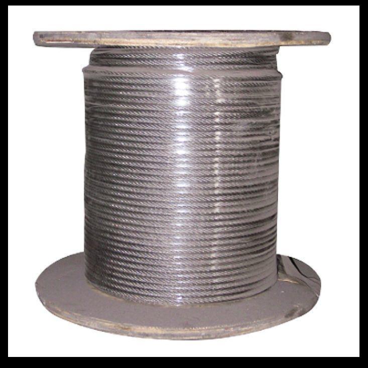 Cuerda de alambre de acero inoxidable de aisi 304 316 - Alambre de acero inoxidable ...