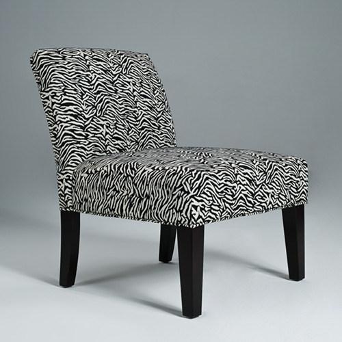 Silla moderna zebra butaca decorativa gk8001r silla for Silla butaca comedor