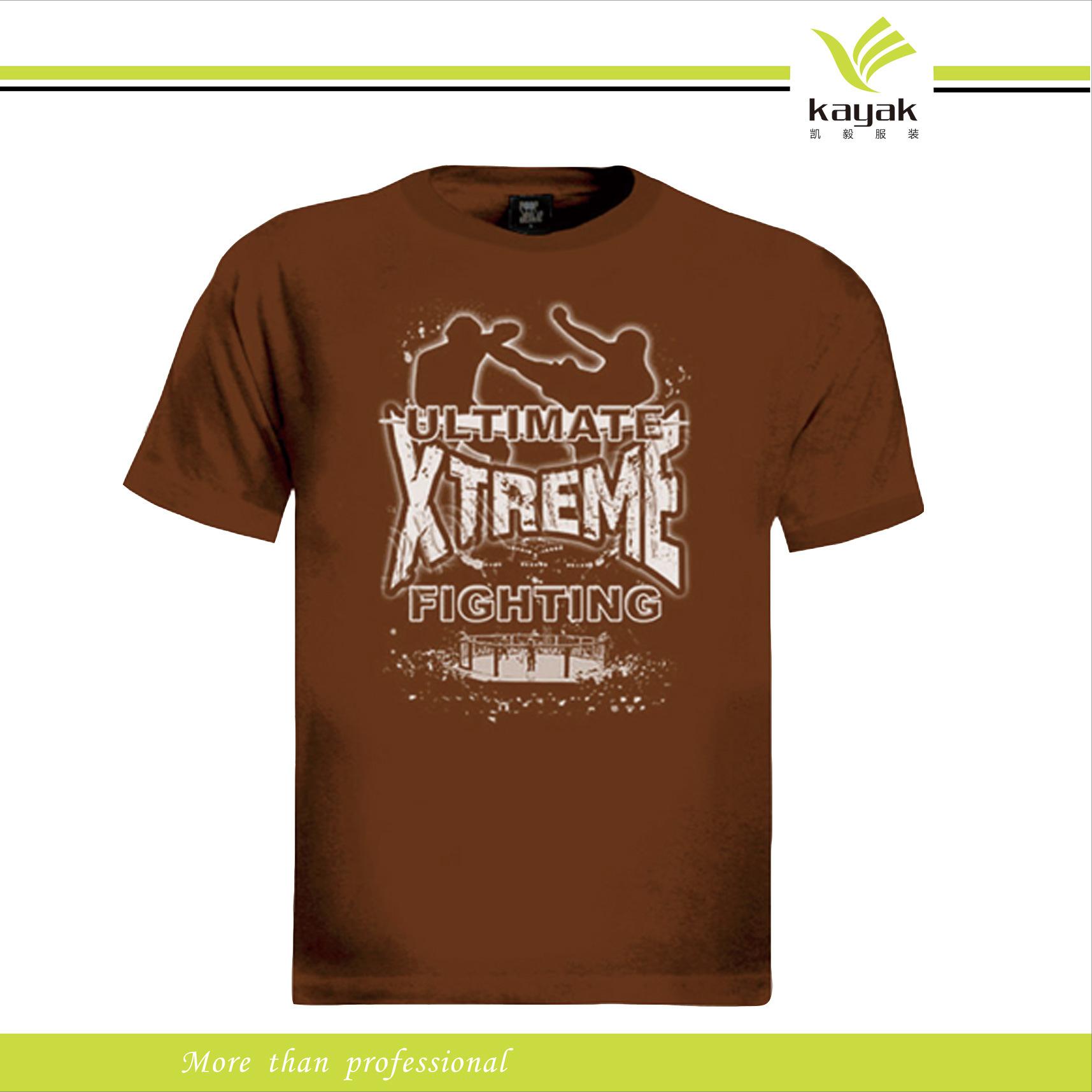 Camiseta redonda del cuello de la alta calidad del algod n for Small quantity custom t shirts