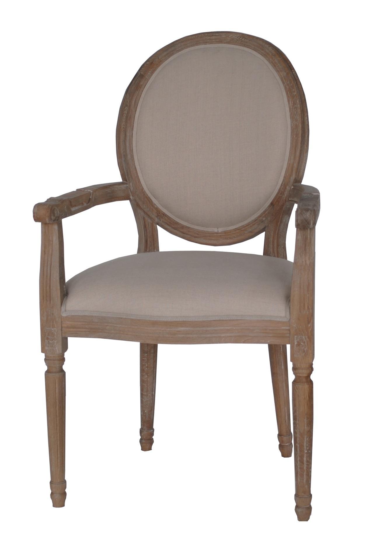 De antieke barokke houten stoel van de eetkamer van de stijl van ...