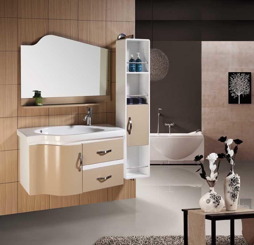 Armário de banheiro do armário de banheiroPVC (W206) –Armário de banheiro d -> Armario Para Banheiro Pvc