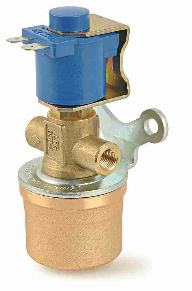 Водяной клапан электромагнитный сделать