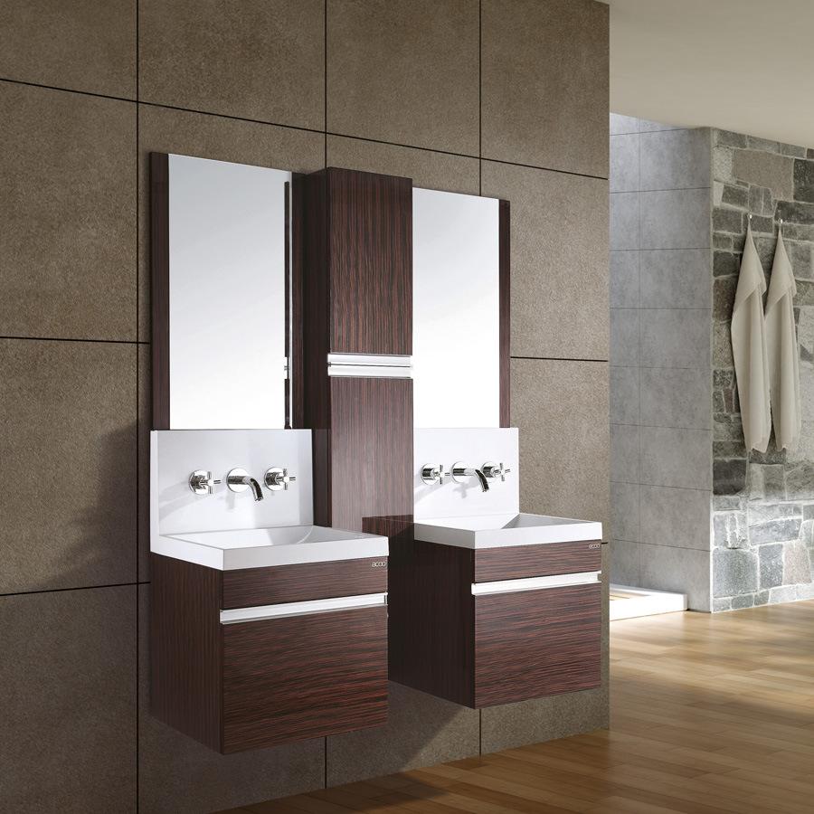 Gabinete Para Baño Sicily Ebaño:Double Sink Bathroom Vanity Cabinets