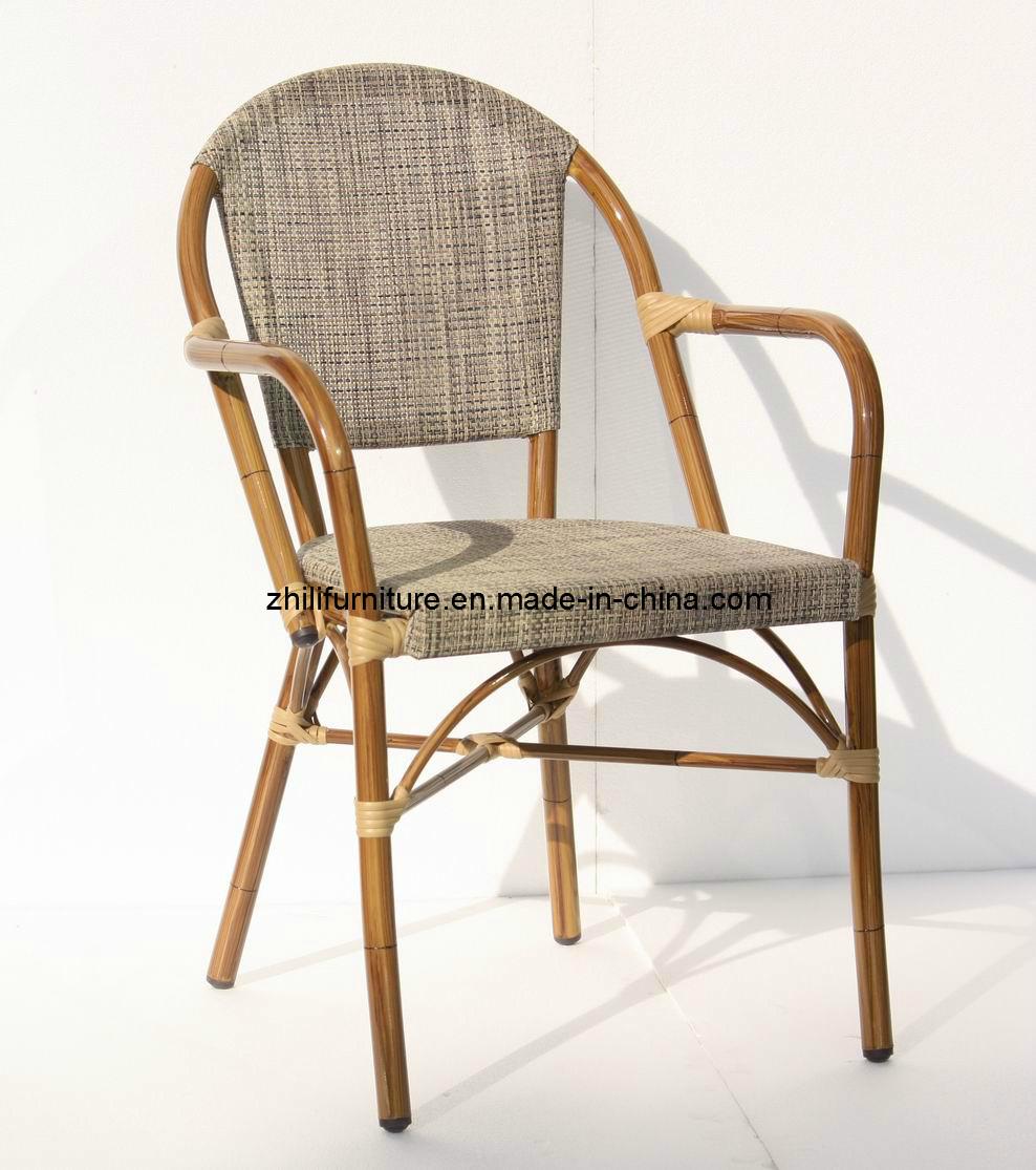 Silla de bamb muebles de los bistros silla de bamb del for Muebles bambu