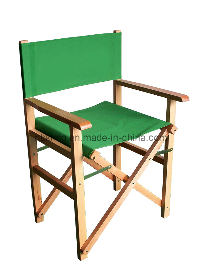 Silla de madera plegable director al aire libre chair - Sillas director madera ...