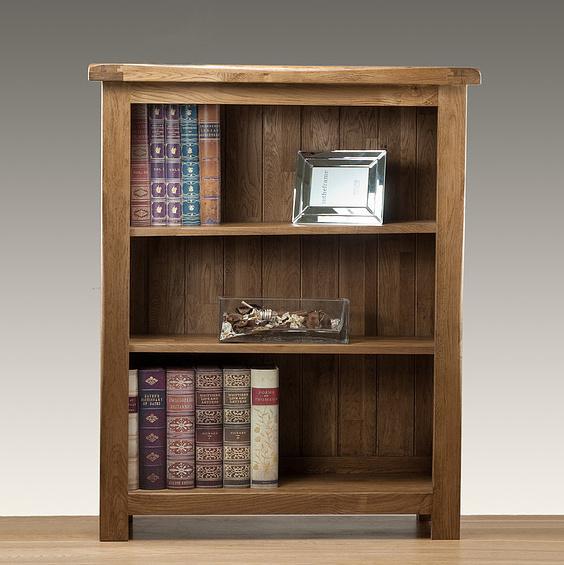 Estante para libros ancho de madera s lida hsru 009 - Estantes para libros ...