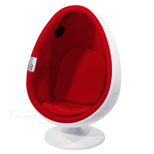 Silla de la forma del huevo silla de la forma del huevo - Sillas la forma ...